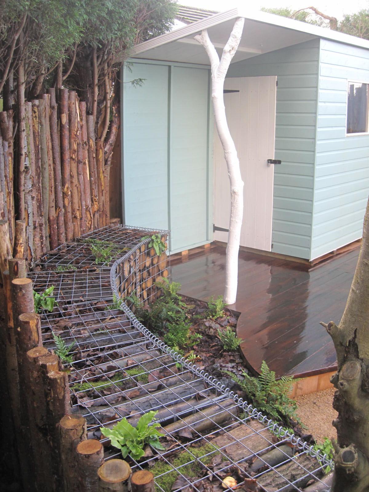 lundscape gabion cages. Black Bedroom Furniture Sets. Home Design Ideas